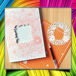 [PROMO 30% OFF] CutPRO Paper-Cutting Book Set