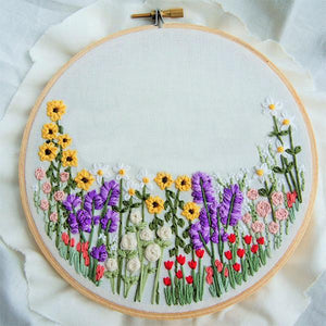 [PROMO 30% OFF] Embroidery Stitch Practice Tracing Guide