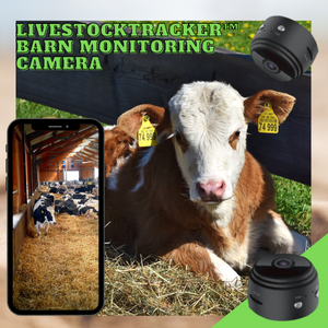 LivestockTracker™ Barn Monitoring Camera