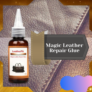 [PROMO 30% OFF] Magic Leather Repair Glue