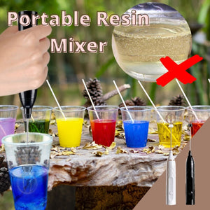 [PROMO 30% OFF] Portable Resin Mixer
