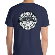 Load image into Gallery viewer, Trout Circle Badge T-Shirt