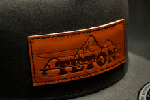 Load image into Gallery viewer, Flat Bill Trucker Hat