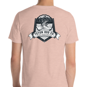 Trout Badge T-Shirt