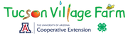 Tucson Village Farm Logo