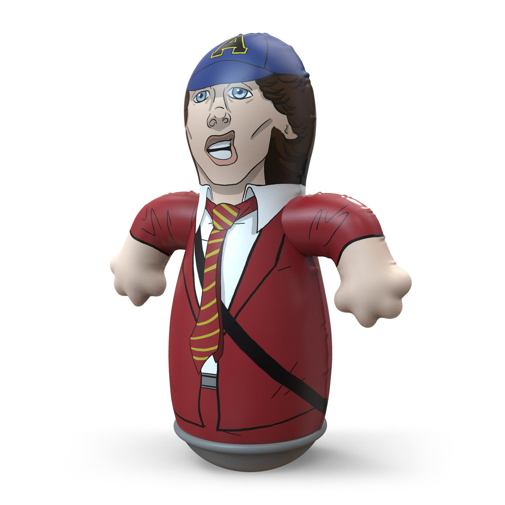 Angus Young - AC/DC - Jabberwocky Toys