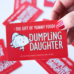 DUMPLING DAUGHTER™ GIFT CARD