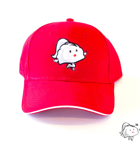 Dumpling Daughter™ Hat (Red or Black)