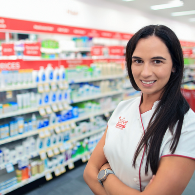 Local unsung North Queensland community pharmacy hero recognised in national Online Retail Industry Association Awards