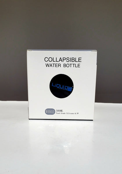 Collapsible Water Bottle (Black)