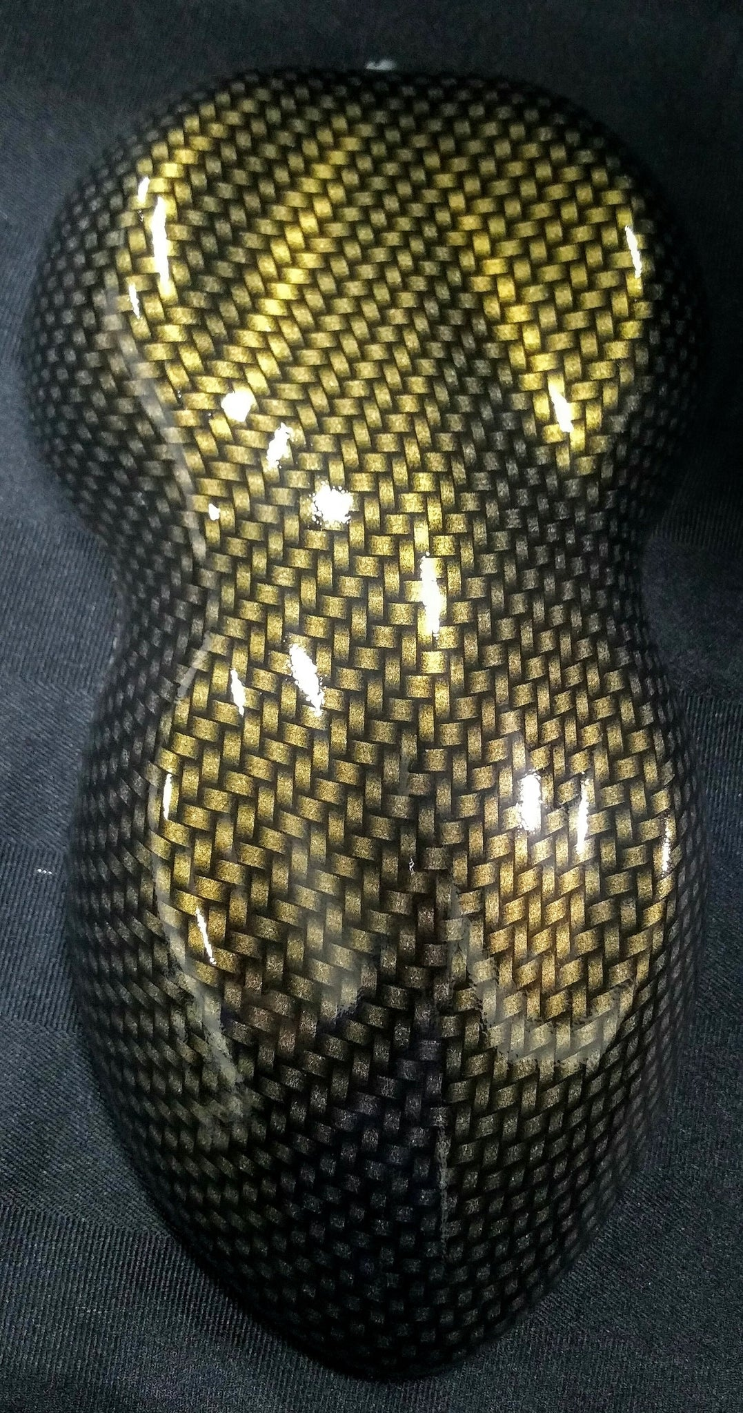 Gold Carbon Chrome