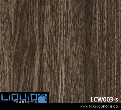 Smooth Grey Walnut
