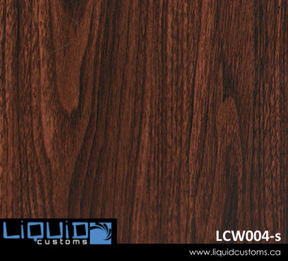 Redish Brown Walnut