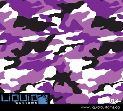 Purple Multicam