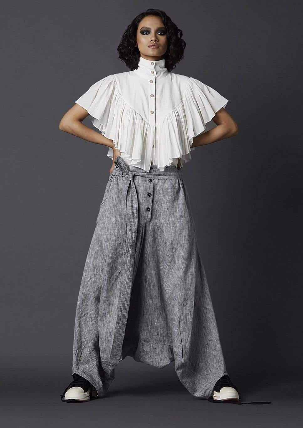 Chola Bottoms Deconstructed trouser