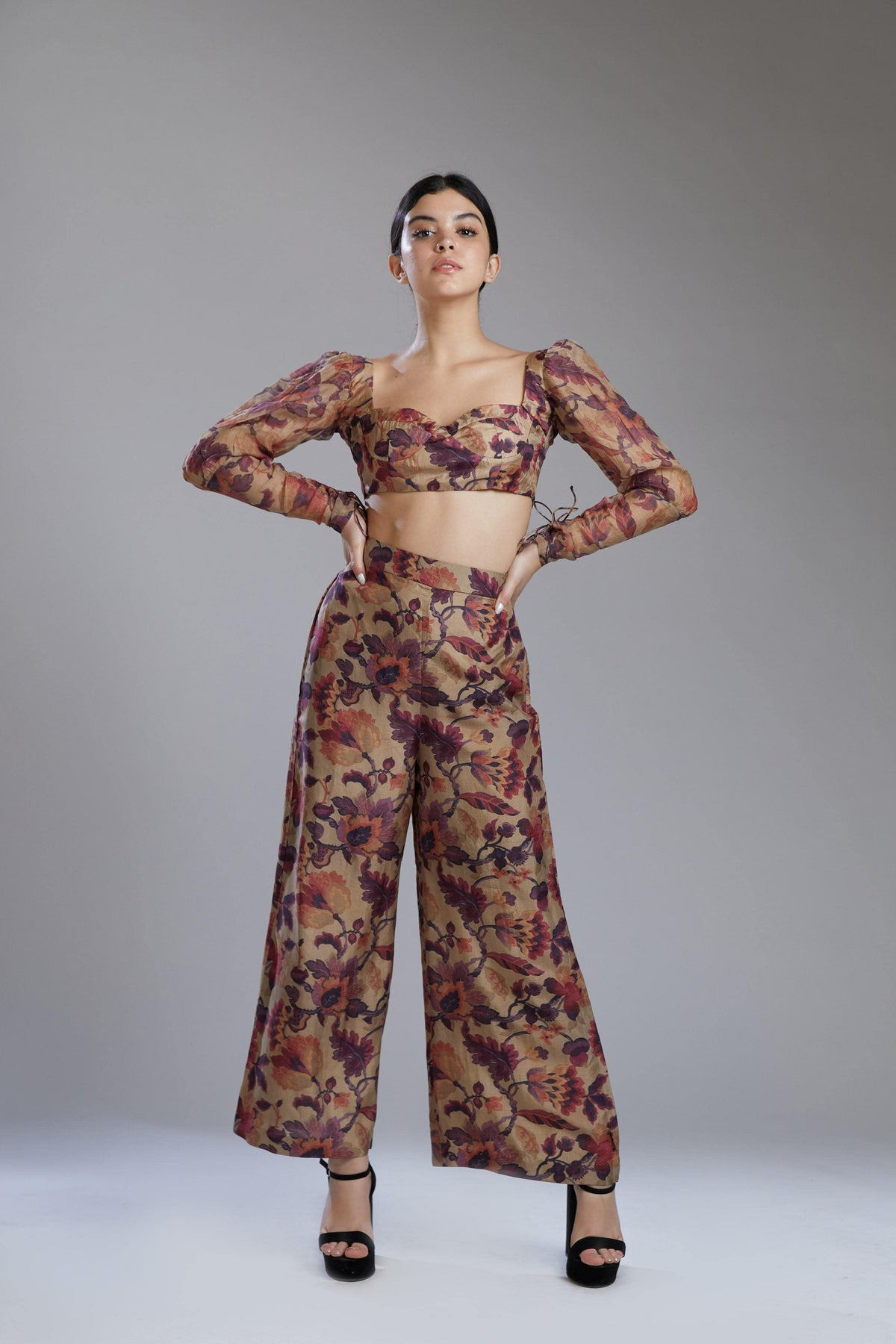 Koai Bottoms Floral pants