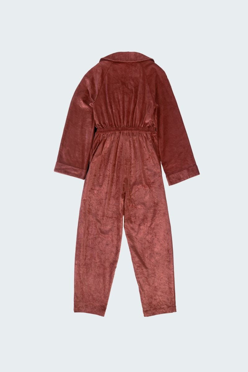 Naushad Ali Jumpsuits Double Breasted Jumpsuit