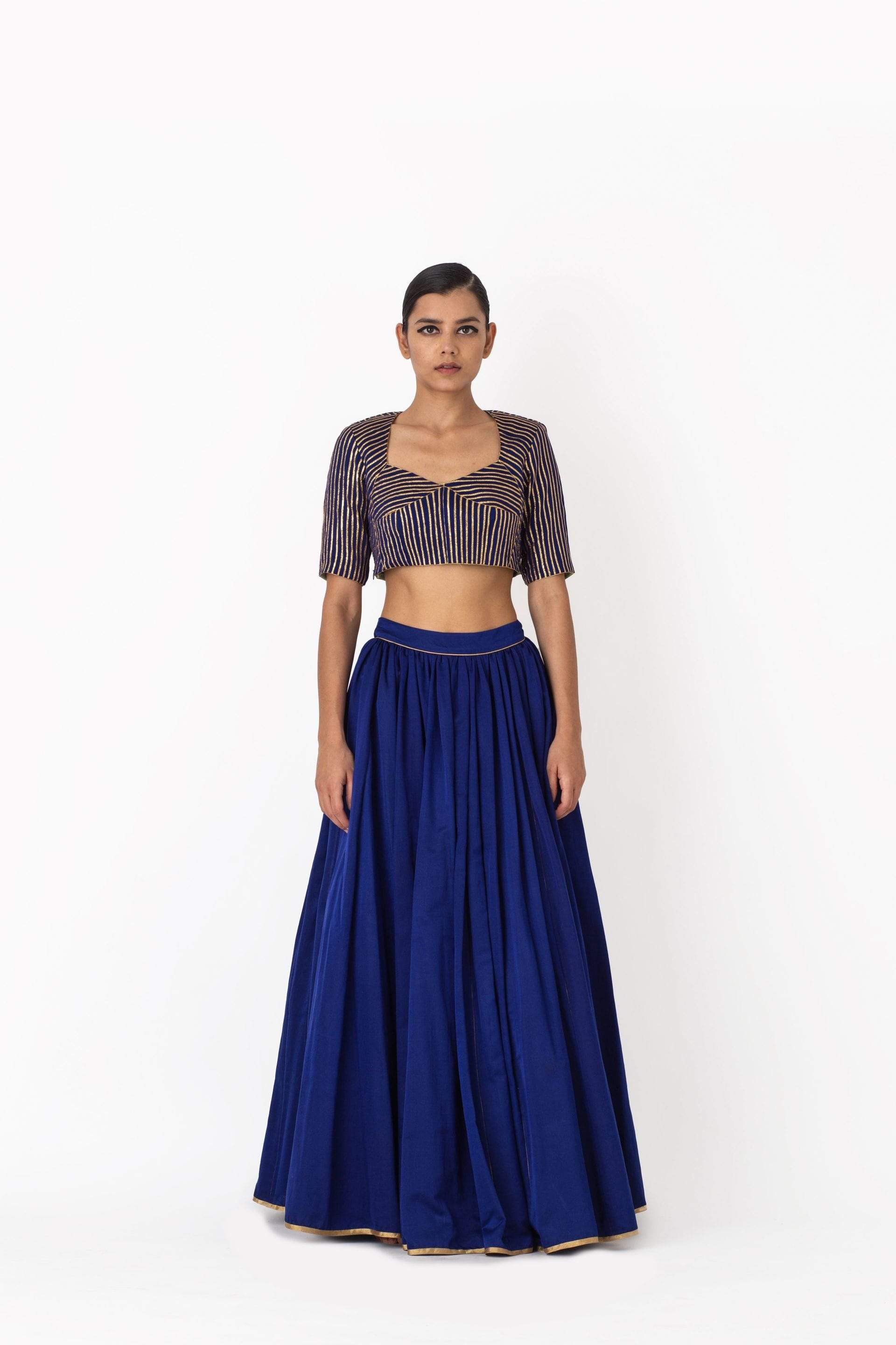 Raw Mango Light Lehengas Sindoora & Ruhi lehenga set