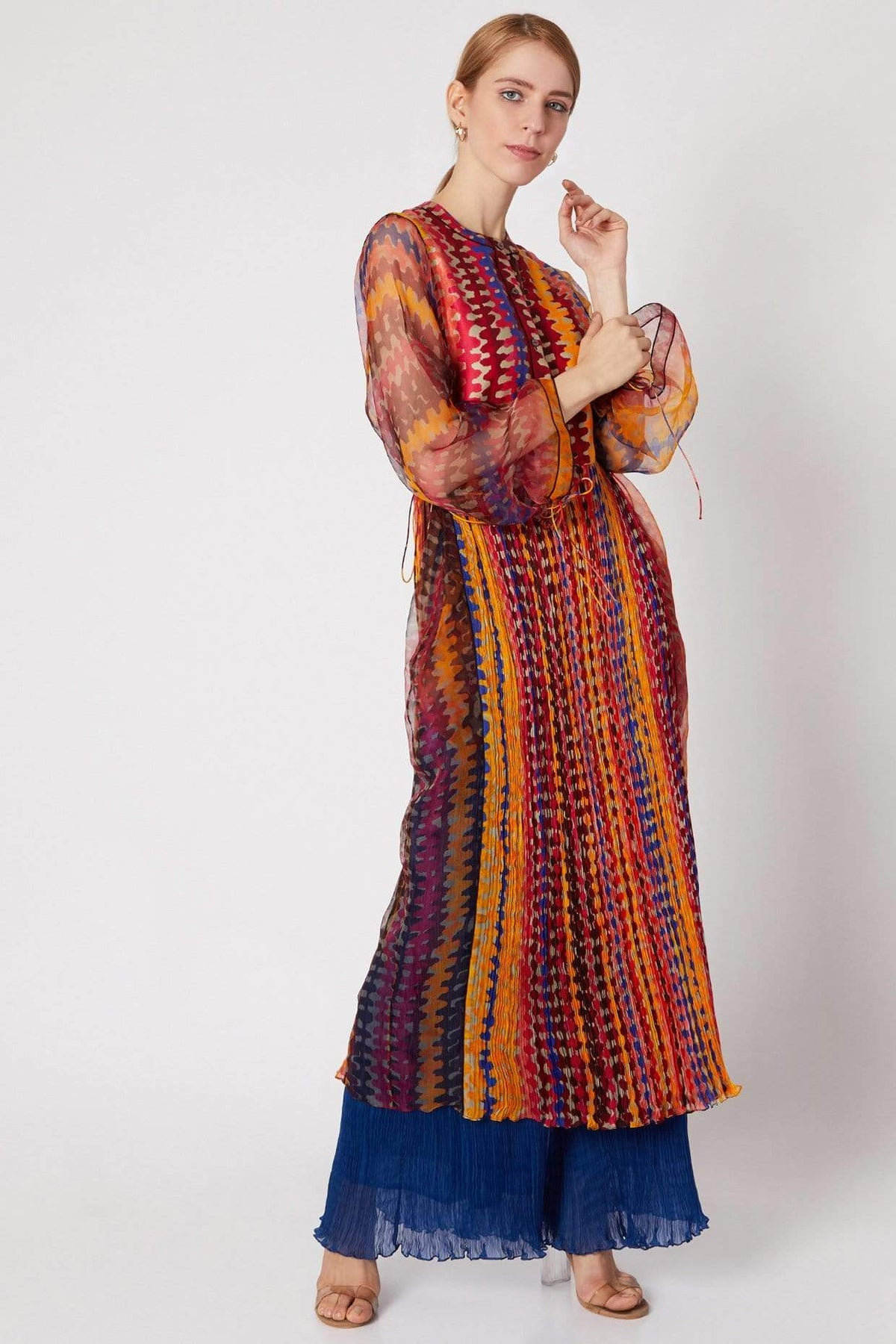 Saaksha & Kinni Kurtas Cotton abstract printed kurta