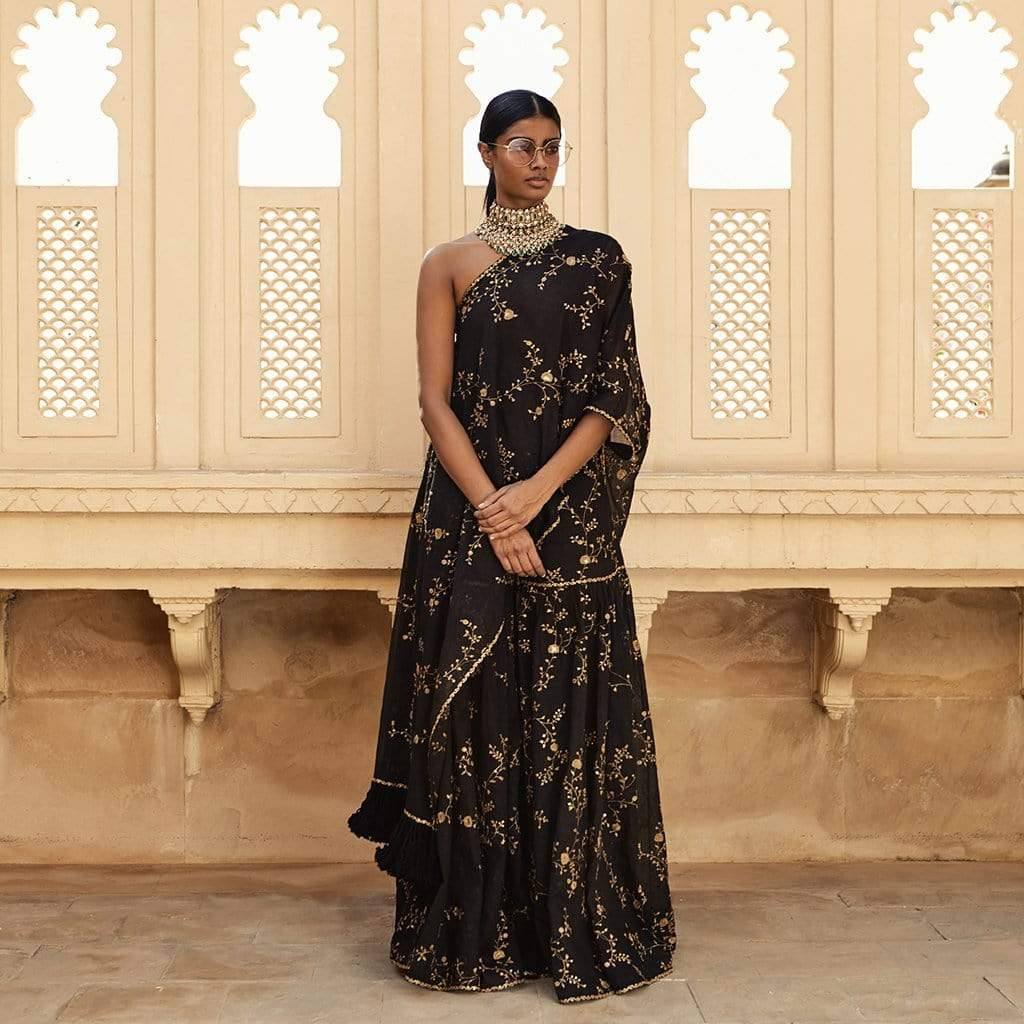 Sabyasachi Shararas Begum jaal toga kurta and sharara