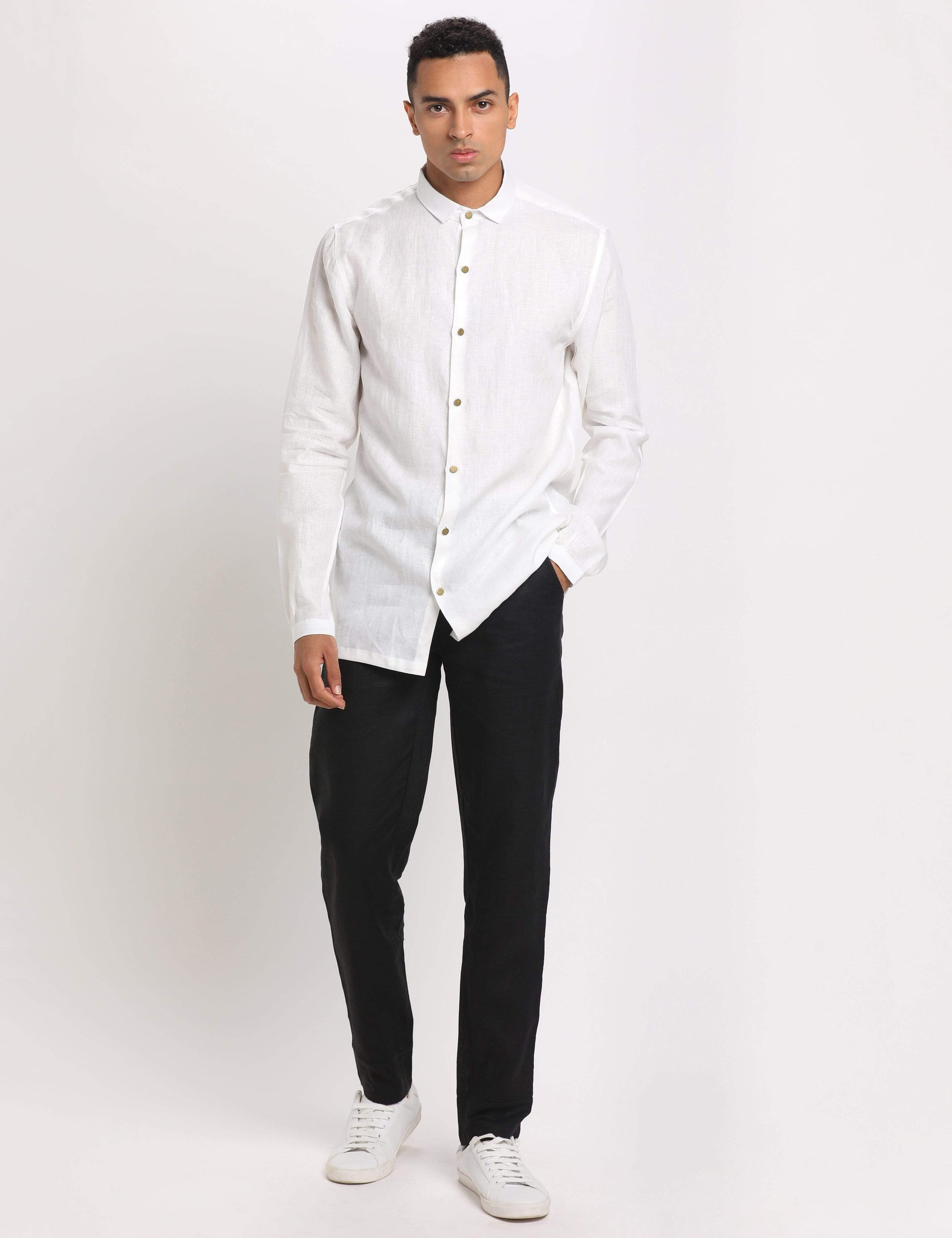 Son Of A Noble Mens Shirts Air - White