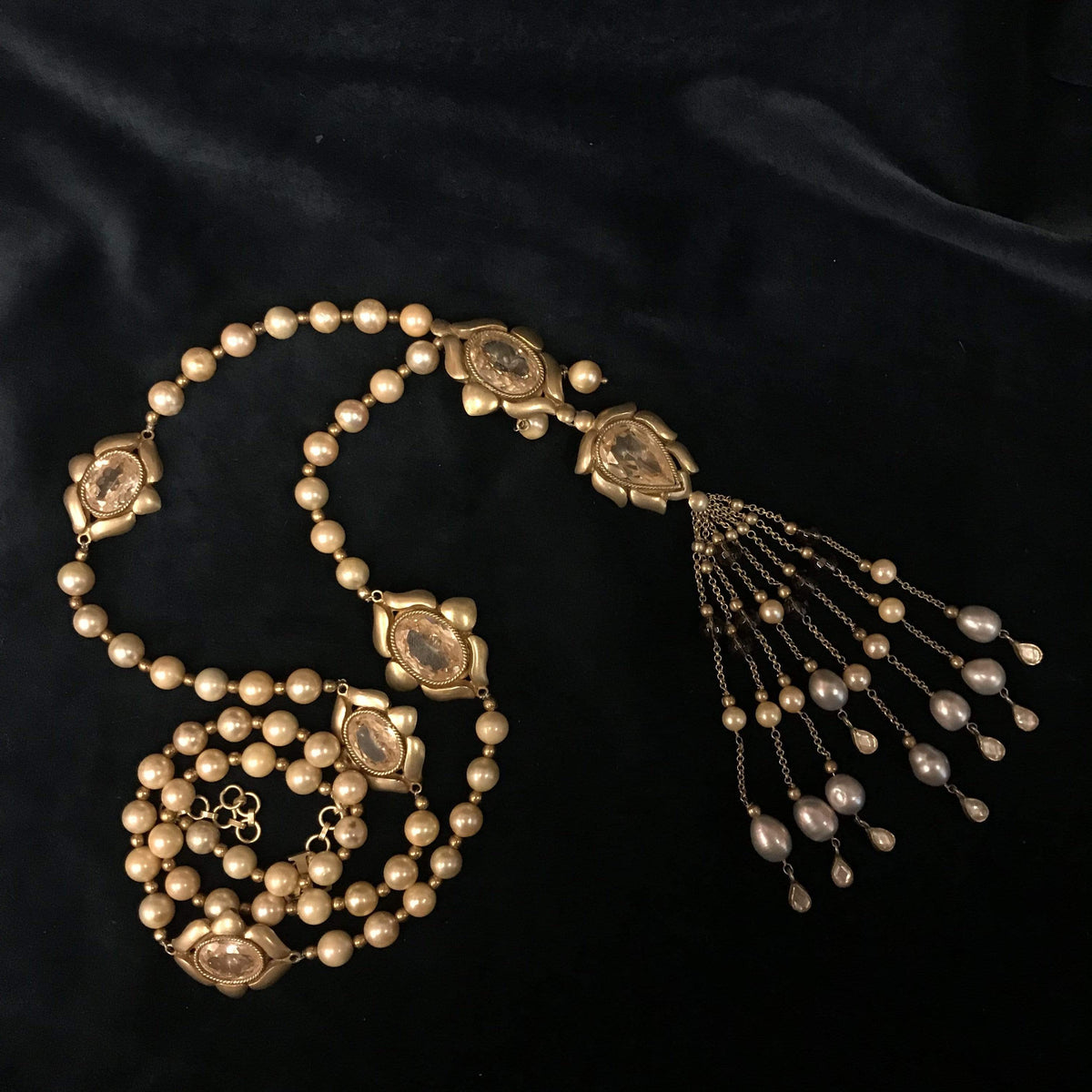 Tarun Tahiliani Necklaces Long necklace