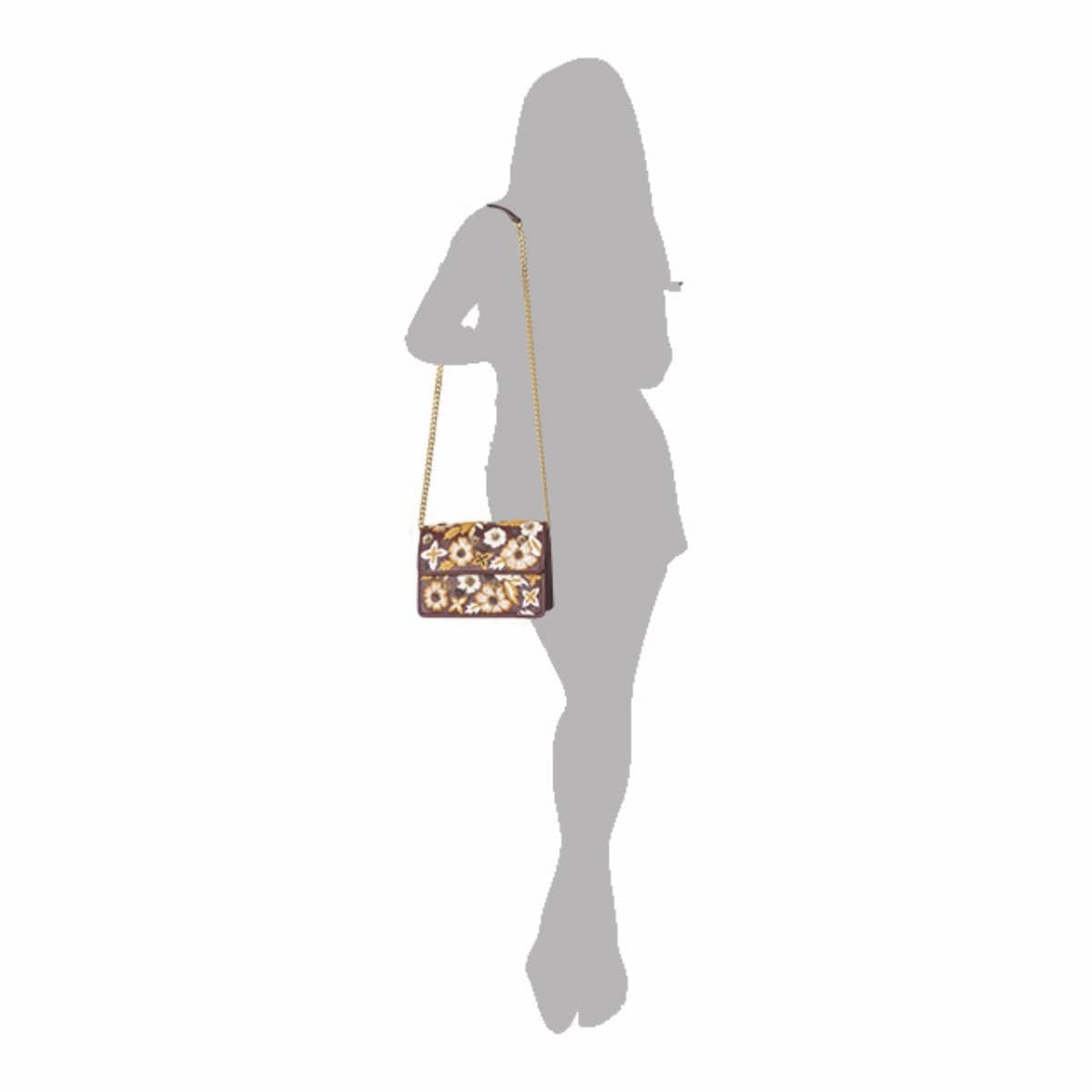 The Leather Garden Bags & Clutches FS Jasmine embellished crossbody bag