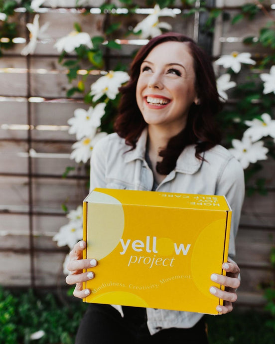 S.Y.S. Series: Camille Lowman - The Yellow Project