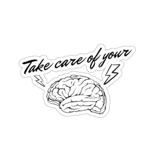 Take Care - Kiss-Cut Stickers - Multiple Sizes