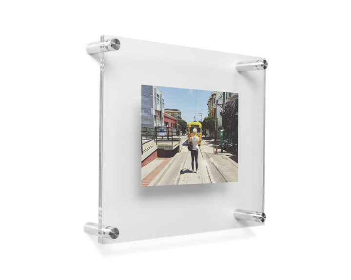 10 X 12 Double Panel Wall Frame For 5 X 7