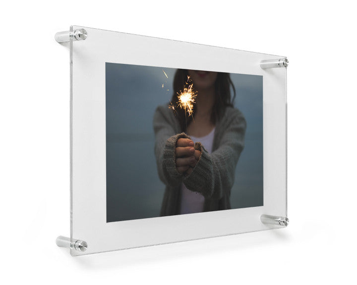 """8x10 Wall Frames casepack of five 12"""" x 15"""" double panel wall frames (c1215dr"""