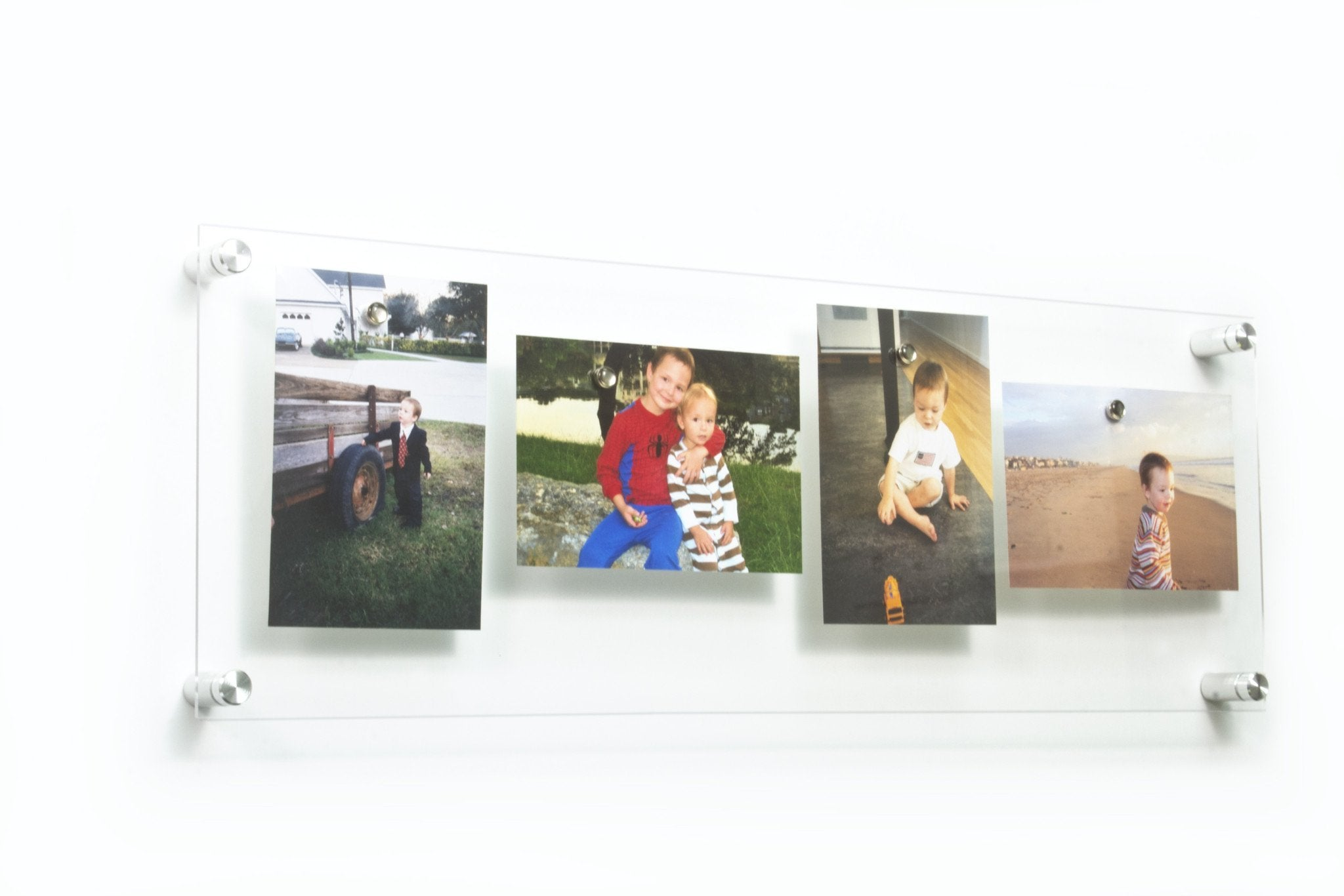 23x8 panoramic easy change float frame magnets - Easy Change Artwork Frames