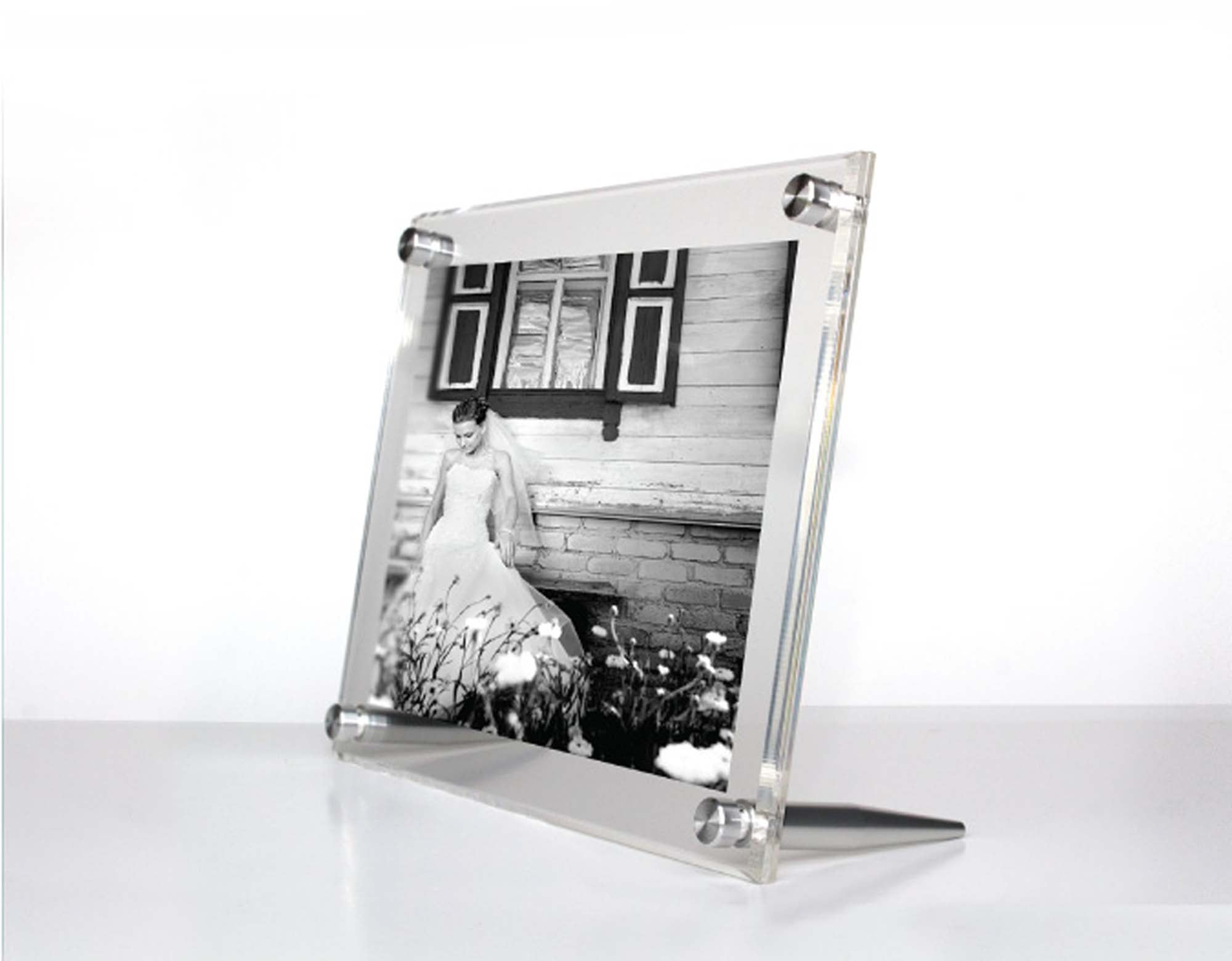Case Packs Of 5 Tabletop Frames For 4x6 5x7 And 8x10 Photos Wexel Art