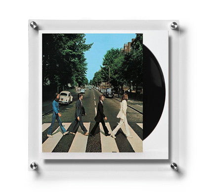15 Quot X 15 Quot Double Panel Floating Frame For Record Albums