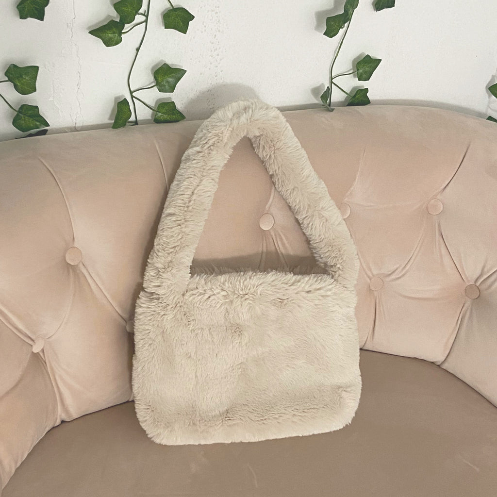 Osito Fuzzy Mini Shoulder Bag