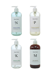 NPKM 4 Pack Bundle, 16oz