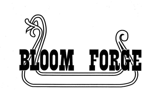 Bloom Forging Tools