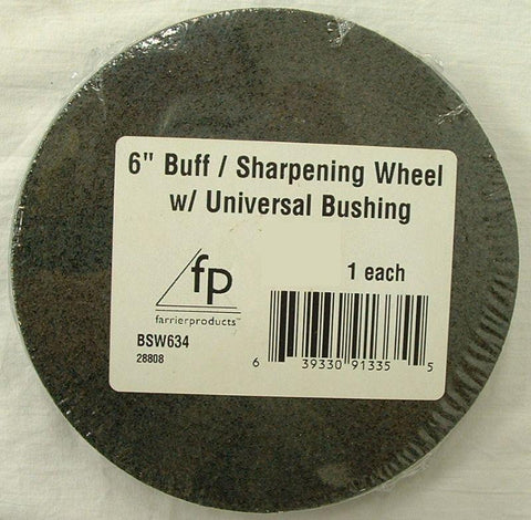 FPD Buff/Sharpening Wheel