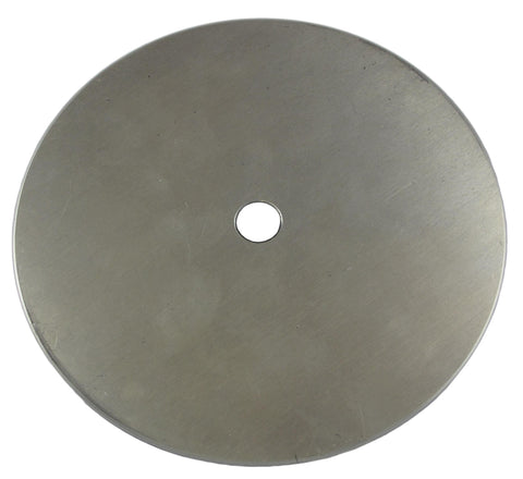 "7"" Aluminum Disc with Spacer"