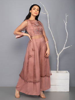 Bridal Rose Saumya Set