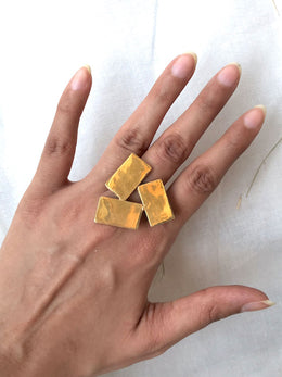 Rectangular Anarchy Ring