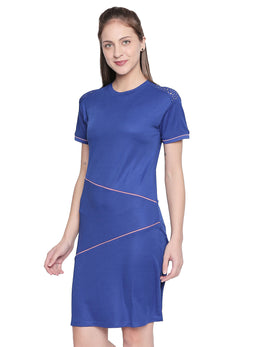 Tuna London Royal Blue Dress