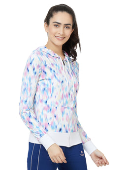 Tuna London Multicolor Printed Jacket