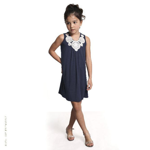 Zahra Applique Dress (Child)