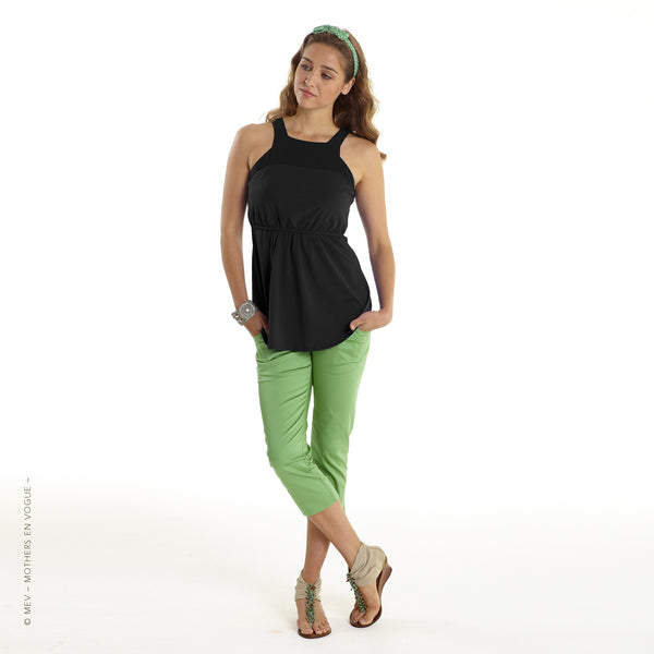 Zoe Cut-In Tank Top