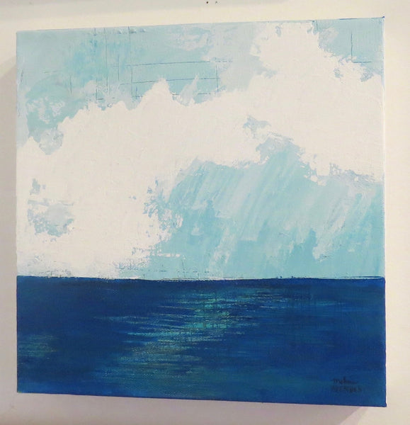 Painting {Serenity at Sea}