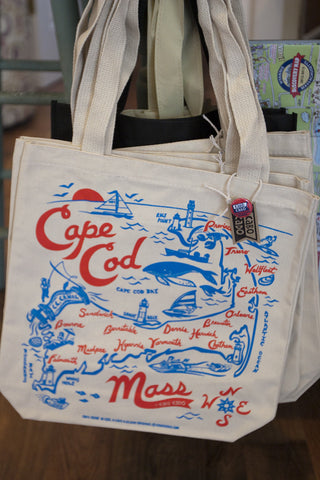 Cabo Cado Cape Cod Tote Bag