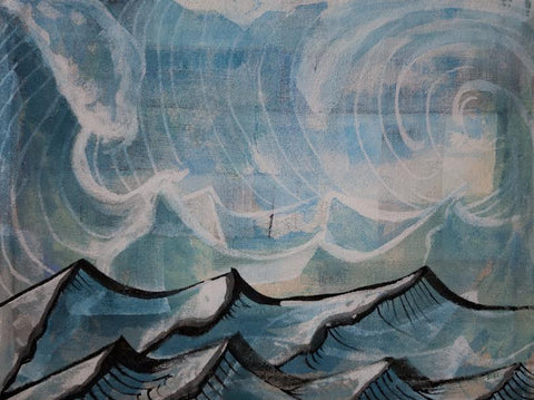 Painting {Waves}