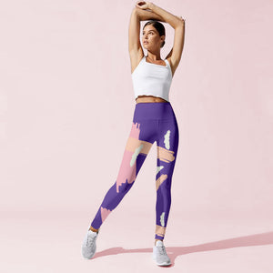 Purple Punch Leggings