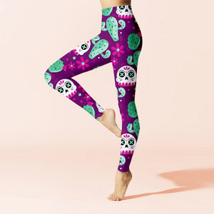 Anime Art Leggings